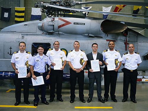 Prêmio faz homenagem a militares e civis que prestaram relevantes serviços ao EsqdHS-1