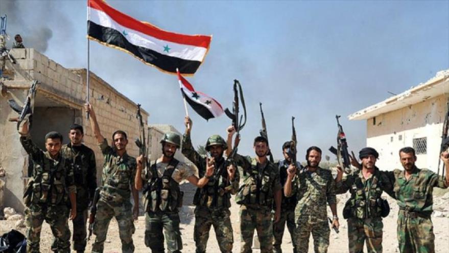 Exército Árabe Sírio