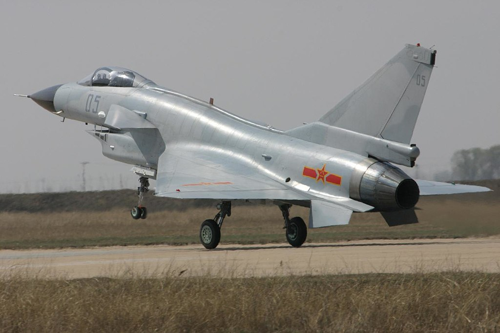 J-10 Chengdu commons