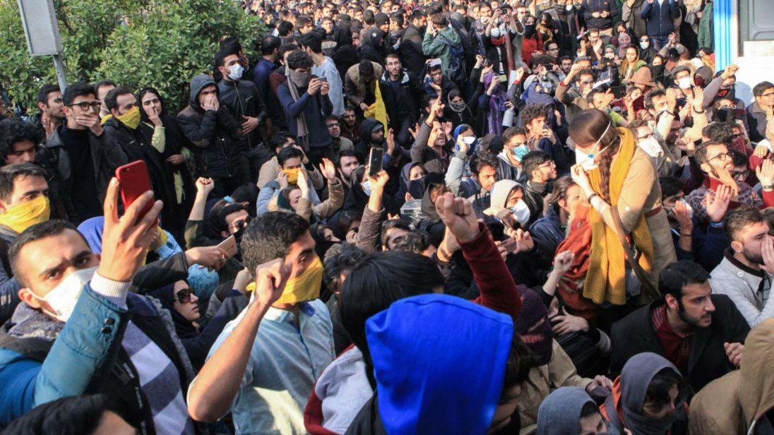 IRAN-POLITICS-DEMO