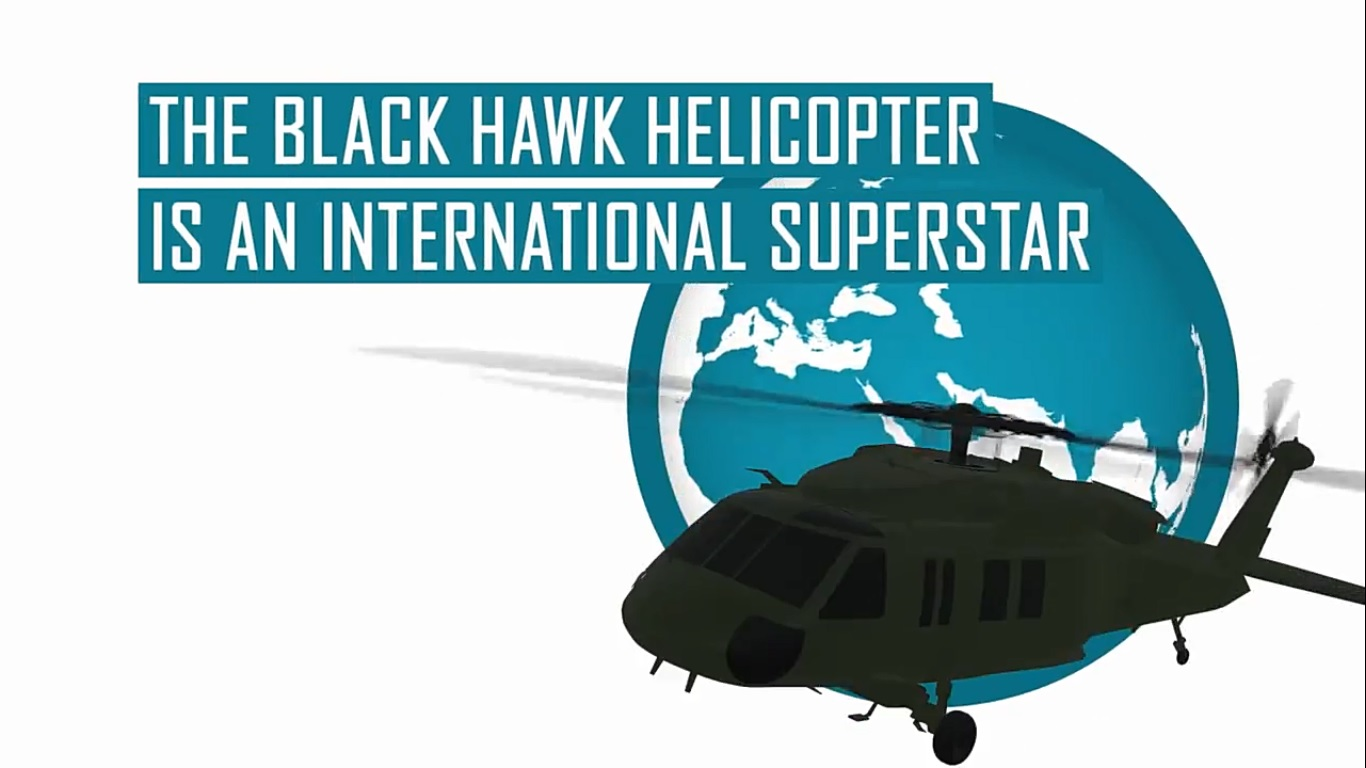 Black Hawk 4000 unidades