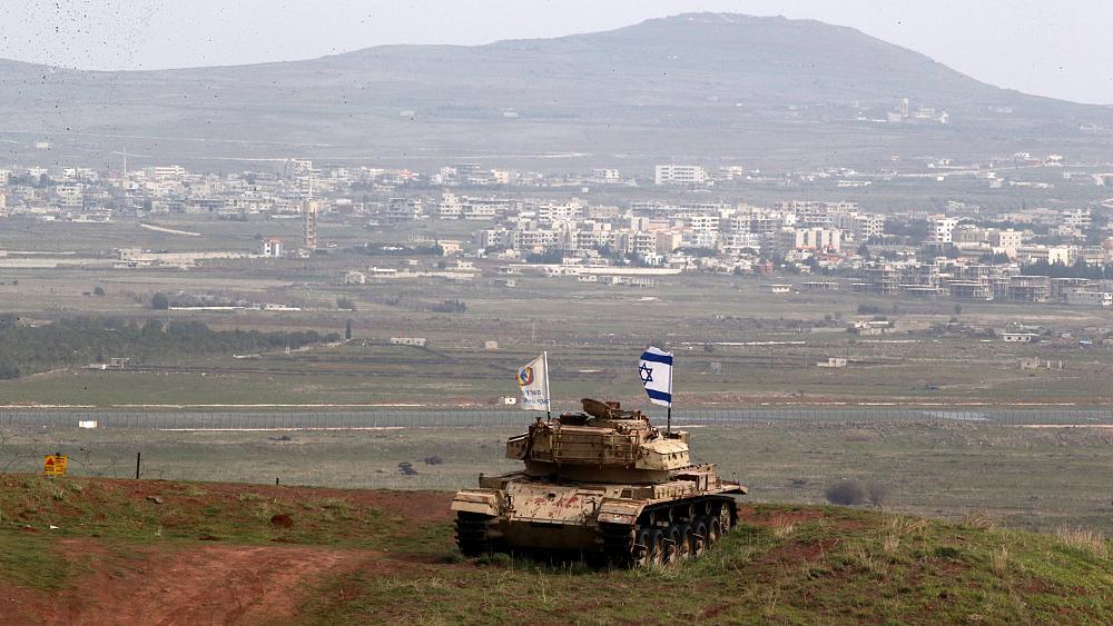 israel golã