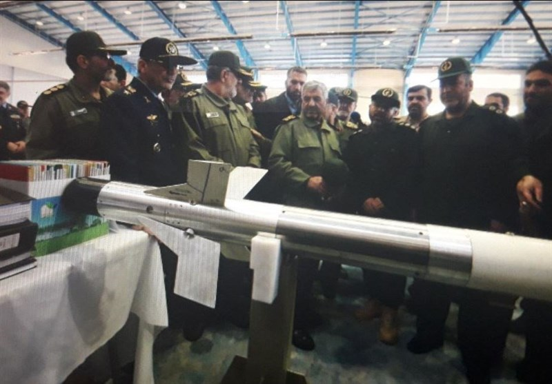 míssil Azaracksh (Irã)