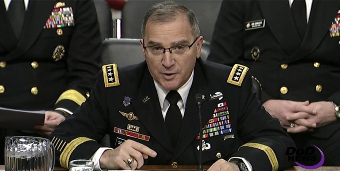 Curtis M. Scaparrotti, Comandante Supremo Aliado da OTAN Europa