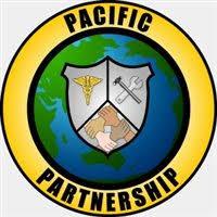 Pacific Partnership 2018 logo