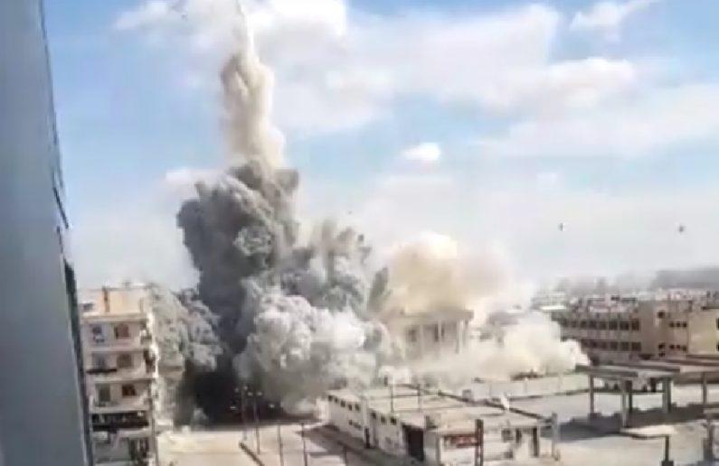 bomba russa de 2000 libras