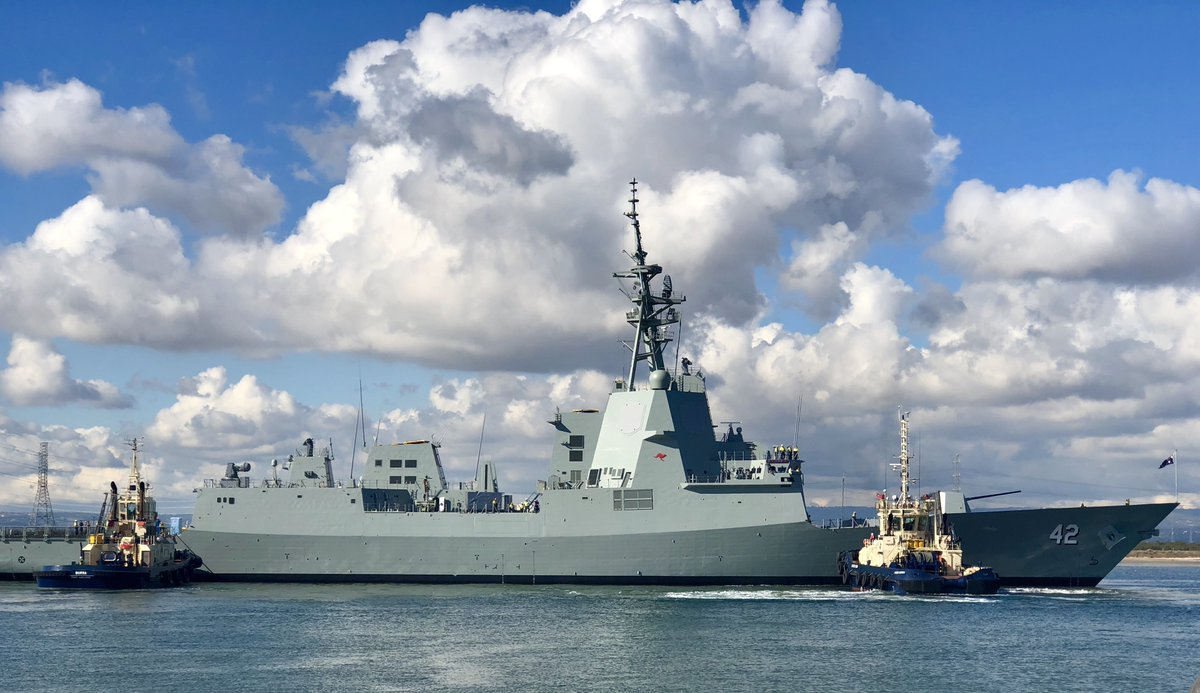 SYDNEY 42 DESTROYER