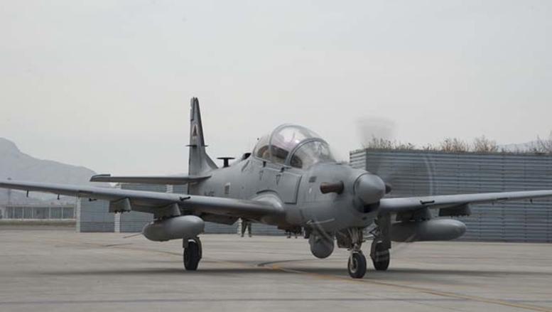 a-29 afegão
