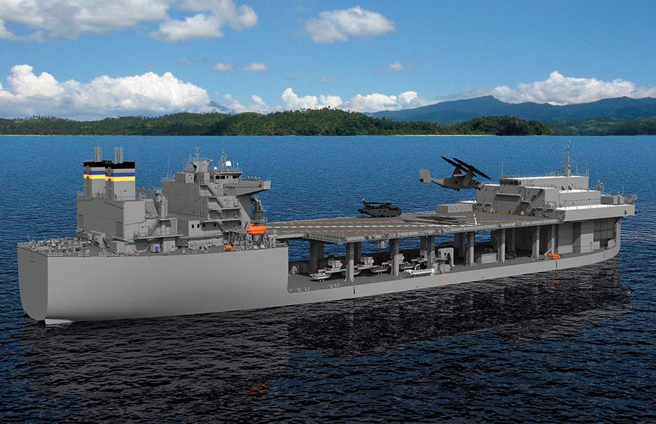 Concepção-artística-do-MLP-AFSB-com-partida-V-22-Osprey