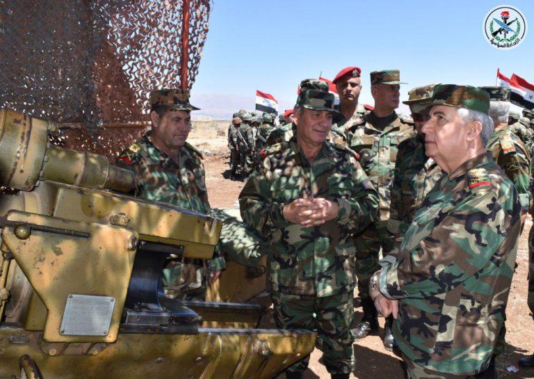 Mohammed Majid al-Khatib líder do grupo Al-Qaeda al-Furqan, do Exército Sírio Livre (FSA)