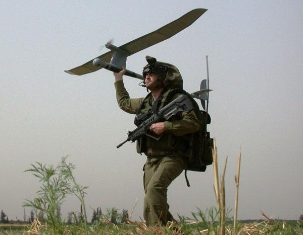 skylark, UAV derrubado na Síria