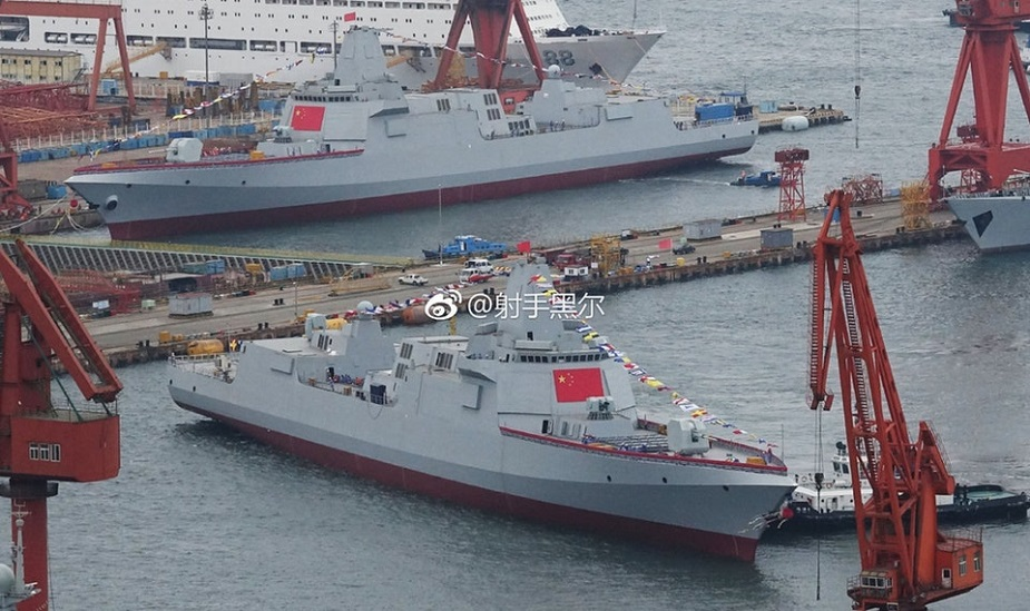 Destroyer Tipo 055 (China)