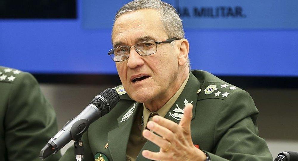 General Vilas-Bôas Foto Marcelo Camargo Agência Brasil