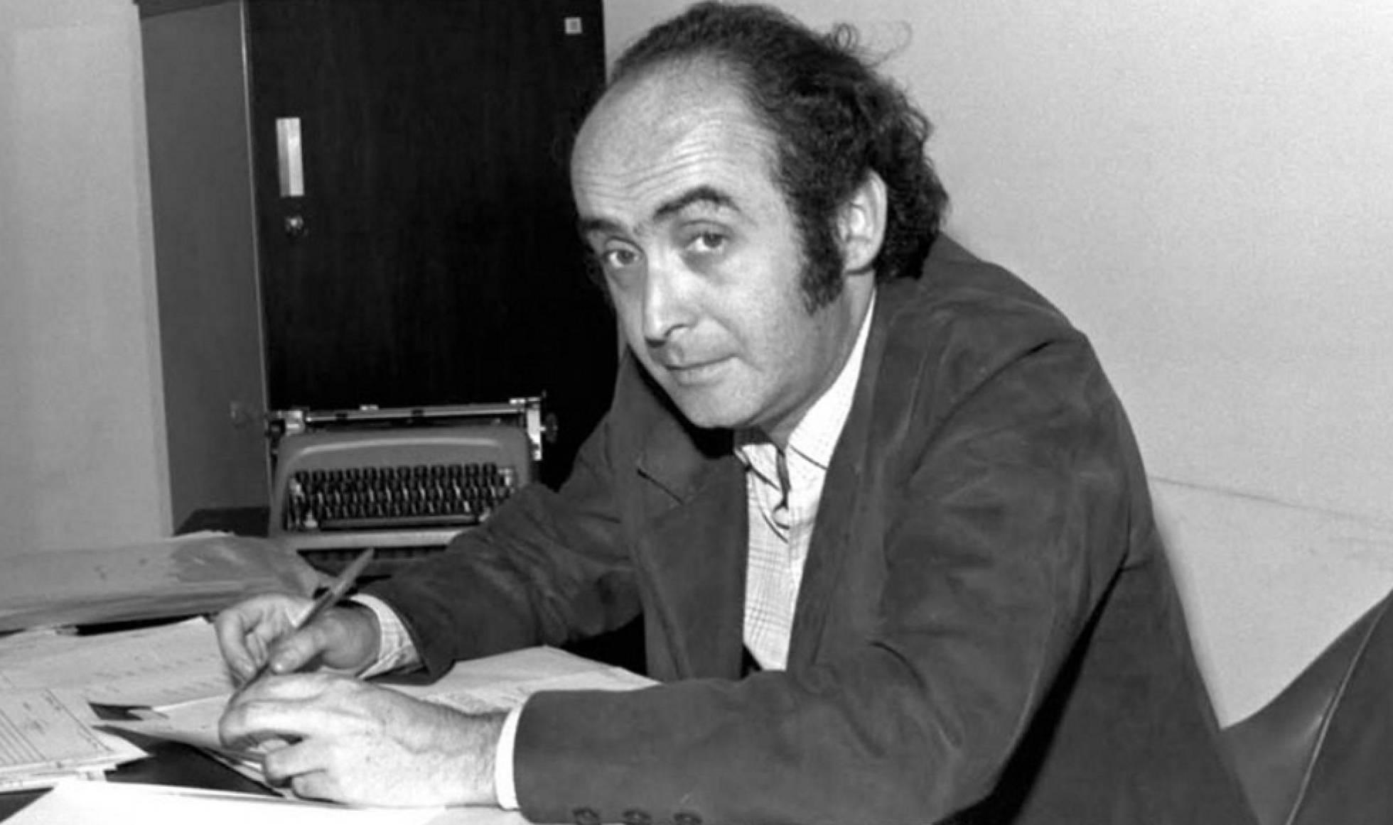 Jornalista Vladimir Herzog, assassinado pela ditadura militar