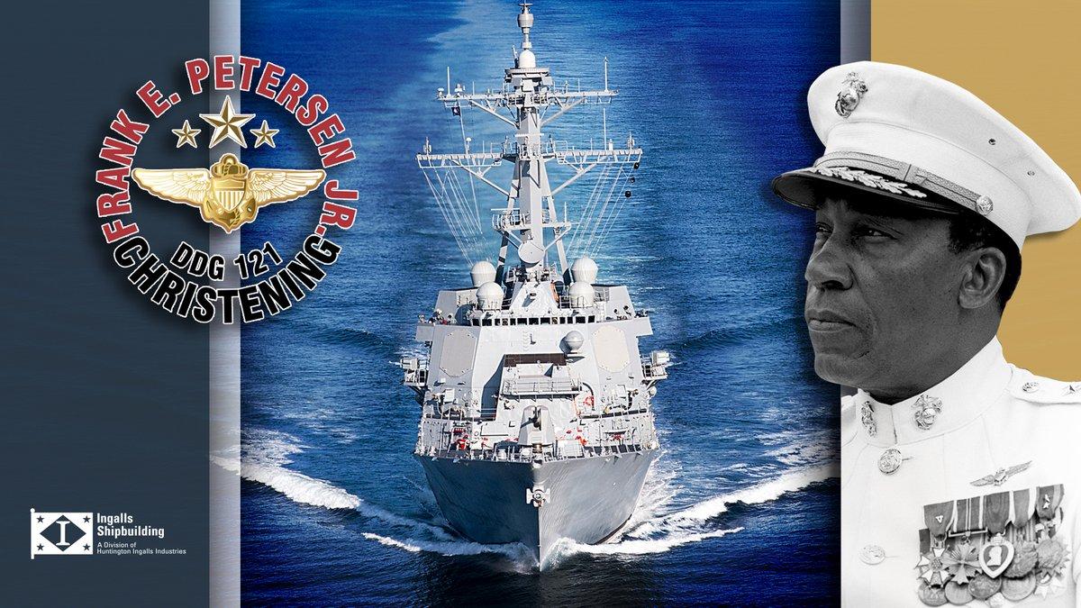 USS Frank E. Petersen Jr. (DDG121)